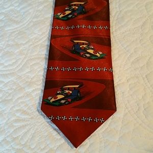 Disney Unlimited Mickey Tie